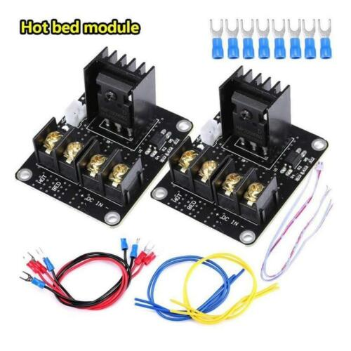 2x Heated Bed Power Module Based on Powerful MOSFET HA210NO6 for Anet Ramps 1.4