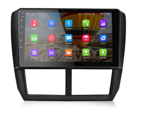 For 2008-2012 Subaru Forester Car Stereo Radio Head Unit 9'' Android 9.1 HD GPS