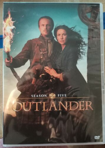 Outlander Season 5 DVD