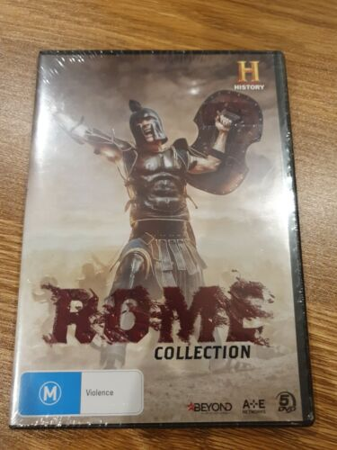 Rome Collection (5 disc set)