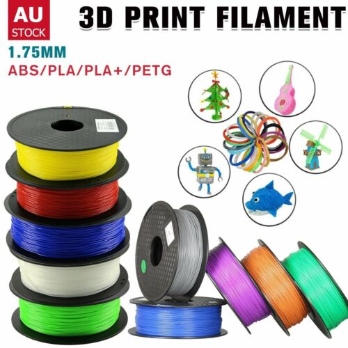3D Printing Filament PETG 1Kg 1.75mm Highly-Accuracy PLA ABS printer +/- 0.02mm