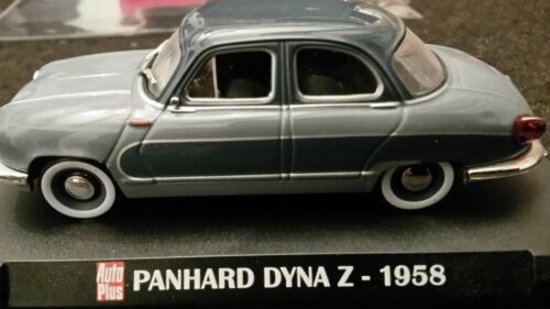 SUPERBE:voiture PANHARD DYNA Z- 1958...collection(sans boite)