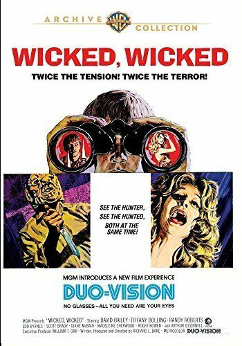 WICKED WICKED NEW DVD
