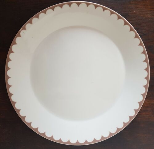 Duraline Super vitrified Grindley Hotelware Made in England dinner plate