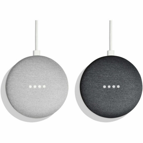 Google Nest Mini (2nd Generation) Smart Speaker Assistant NEW SEALED AU Model