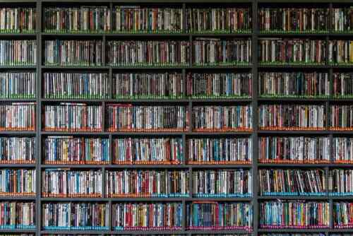 $5 Bulk Lot Clearance DVD's and Bluray on Sale Massive Range of Items BOX-4-V