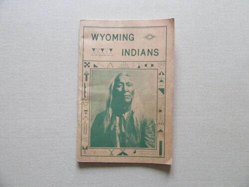 Wyoming Tribes: Episcopal Church Amongst the Shoshone and Arapaho Tribes - Rare