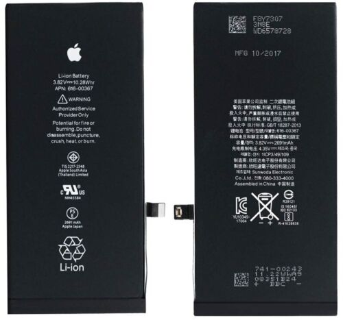 OEM Original Genuine 2691mAh Battery Replacement for Apple iPhone 8+Plus