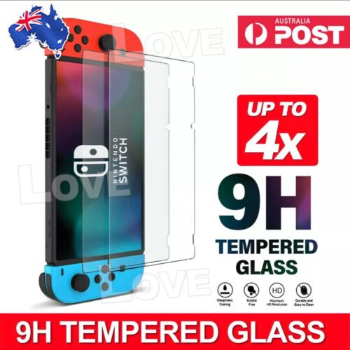 Nuglas Tempered Glass Screen Protector for Nintendo Switch