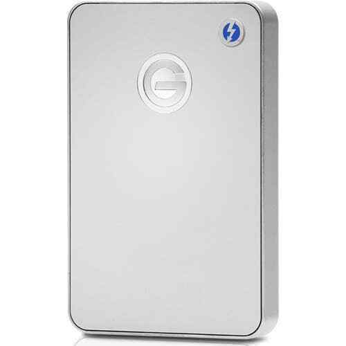 G-Technology G-DRIVE mobile USB 3.0 1TB SILVER