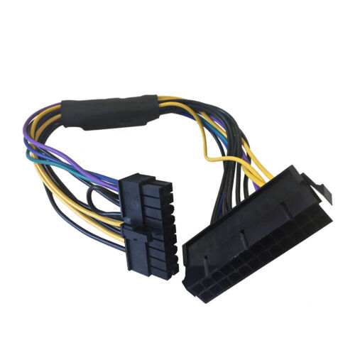 12 Inch 24-Pin to 18-Pin ATX Power Supply Adapter Cable for HP Z620 Z420 Z230 PC