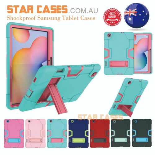 Samsung Tab S6Lite P610 10.4 Kids Heavy Duty Shockproof Stand Cover Case