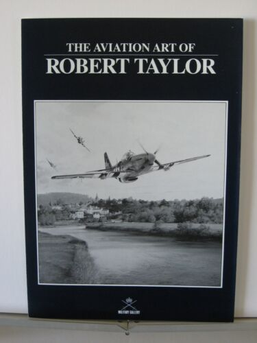 Robert Taylor Early Multi-Page Advertising Color Catalog