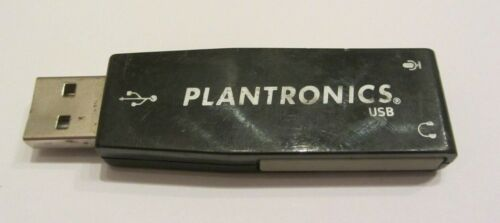 Plantronics USB SRS Adapter-01 Supports 7.1 Channel Microphone Reverb