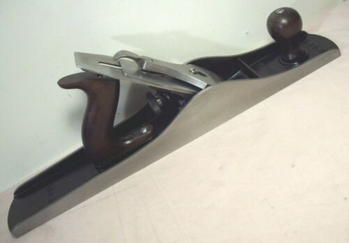 1942~STANLEY BAILEY No. 6 FOREPLANE~BARELY USED WOODWORKING CARPENTER PLANE~