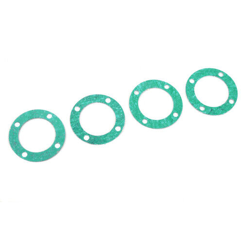 Team Corally - Diff. Gasket for Front and Rear diff 30mm - 4 pcs