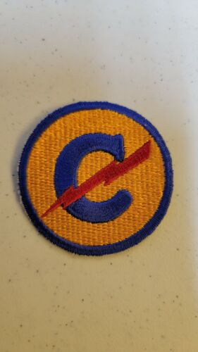 K1801 Post WW 2 US Army Constabulary patch Occupied Germany L3EReproductions - 156472