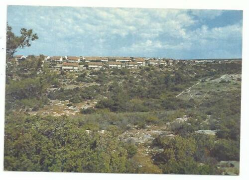 CYPRUS POST CARD EPISKOPI SOVEREIGN BASE AREA DIXON
