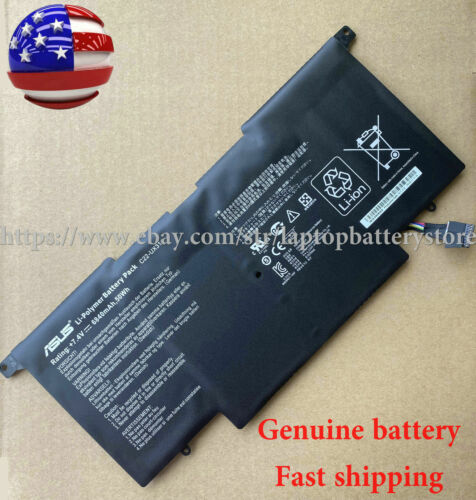 New Genuine C22-UX31 OEM Battery For ASUS ZenBook UX31 UX31A UX31E Ultrabook