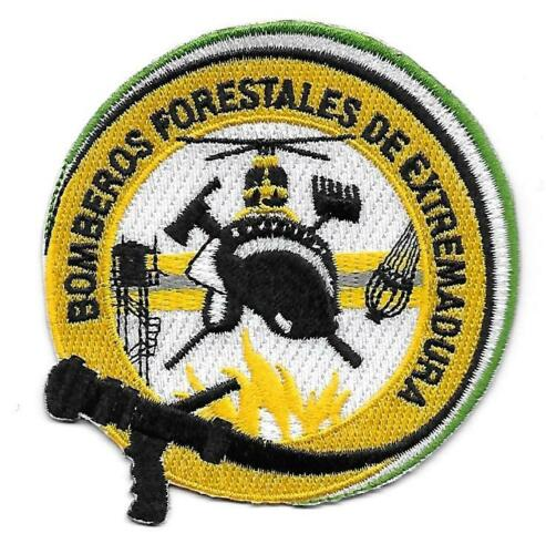 parche BOMBEROS FORESTALES EXTREMADURA  spain patchParches - 4725