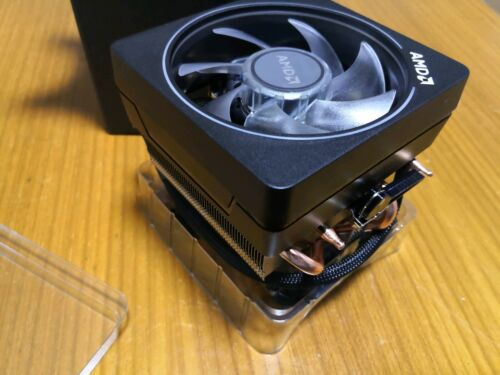 AMD Wraith Prism CPU cooler BRAND NEW