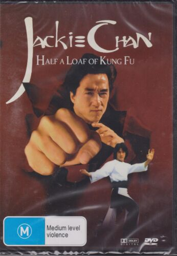 HALF A LOAF OF KUNG FU - JACKIE CHAN - MARTIAL ARTS - DVD
