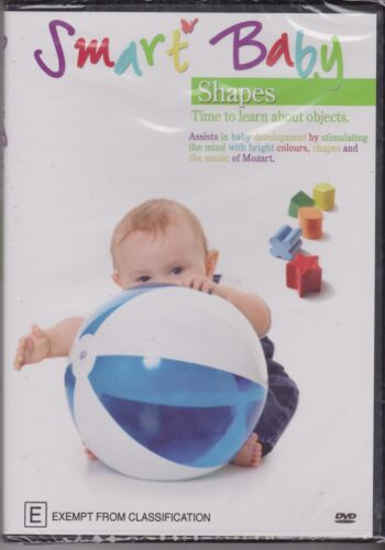 SMART BABY - SHAPES - TIME TO LEARN ABOUT OBJECTS - DVD