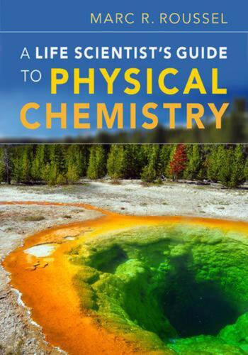 Life Scientist's Guide to Physical Chemistry by Marc R Roussel (English) Paperba
