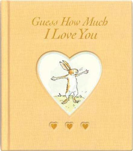 Guess How Much I Love You by Sam McBratney (English) Hardcover Book Free Shippin