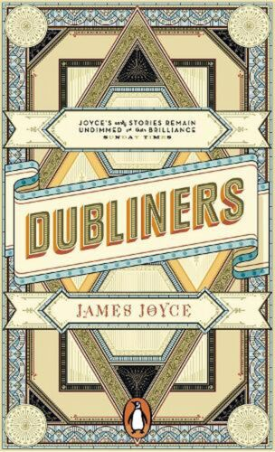 Dubliners by James Joyce (English) Paperback Book Free Shipping!