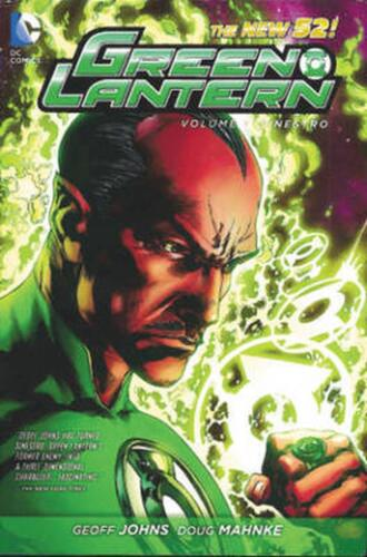 Green Lantern by Geoff Johns (English) Paperback Book Free Shipping!