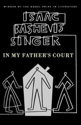In My Father's Court by Isaac Bashevis Singer (English) Paperback Book Free Ship
