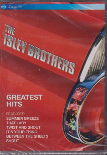 THE ISLEY BROTHERS - GREATEST HITS - DVD