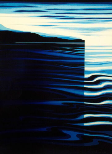 """Eyvind Earle """"Reflections"""" Hand Signed Serigraph Fine Art SUBMIT AN OFFER!"""