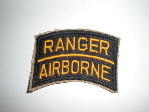 US ARMY RANGER AIRBORNE TAB PATCH - REPRODUCTIONArmy - 66529