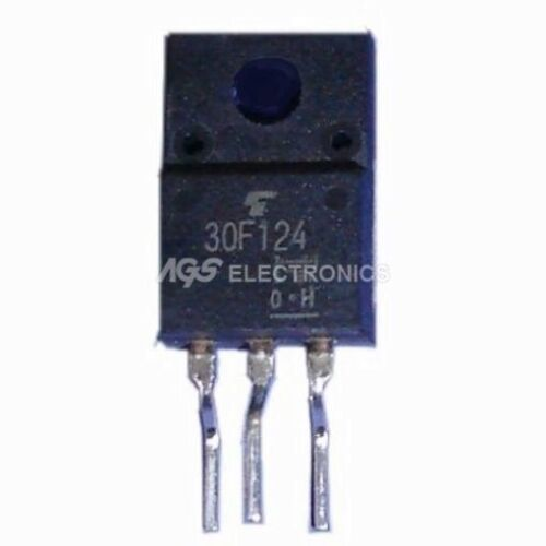 30f124 -  Gt30f124 Igbt = Rjp30f124 High Speed Power Switching