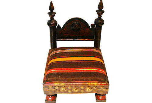 Superb /Old/Rare  from India Meditation Chair