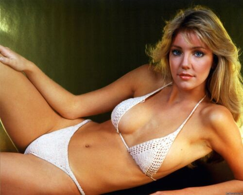 HEATHER LOCKLEAR 8X10 GLOSSY PHOTO PICTURE IMAGE #3