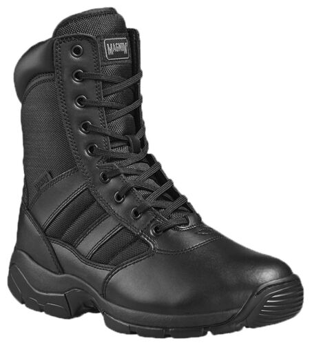Magnum Panther 8.0 Combat Army Police Tactical Force Military Black Boots UK4-15