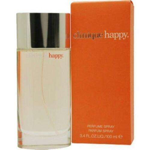 Happy by Clinique 3.3  3.4 oz Perfume EDP Spray for women NEW IN BOX