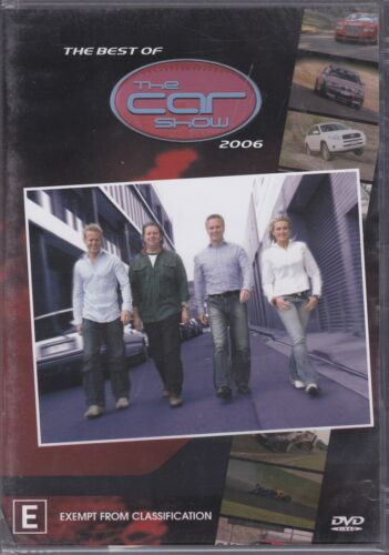 THE BEST OF THE CAR SHOW - 2006 -  DVD - NEW -