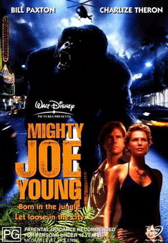 Mighty Joe Young - Action / Adventure / Family - Charlize Theron - NEW DVD