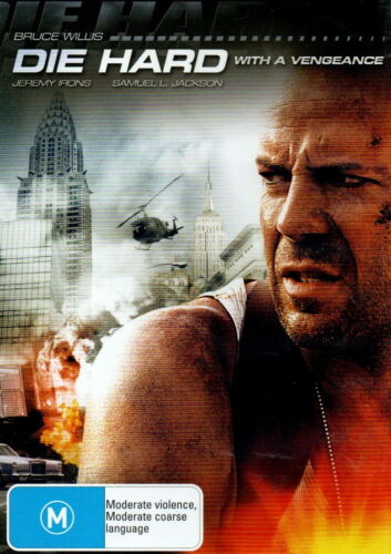 Die Hard: With A Vengeance - Action / Thriller - NEW DVD