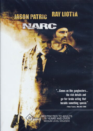 Narc - Thriller - NEW DVD