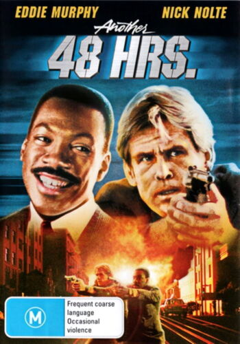 Another 48 Hrs - Action / Comedy / Thriller - Eddie Murphy, Nick Nolte - NEW DVD