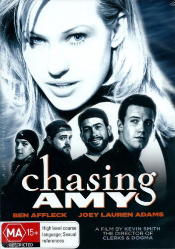 Chasing Amy - Comedy / Sexual References - Joey Lauren Adams - NEW DVD