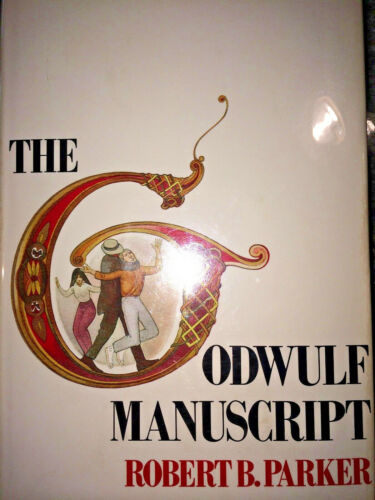 THE GODWULF MANUSCRIPT BY ROBERT PARKER  *FIRST PRINTING* SIGNED