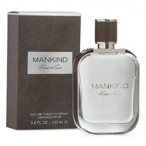 MANKIND Kenneth Cole men cologne 3.4 oz 3.3 edt NEW IN BOX