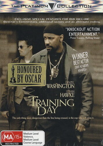 Training Day - Platinum Collection - NEW DVD