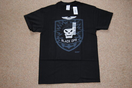 CALL OF DUTY BLACK OPS CROSS HOT TOPIC T SHIRT BNWT OFFICIAL SHOOTER VIDEO GAME
